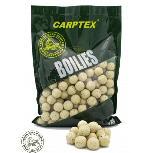 Бойлы CARPTEX 20 мм., вареные 1 кг. «ГОРЯЧИЕ СПЕЦИИ»
