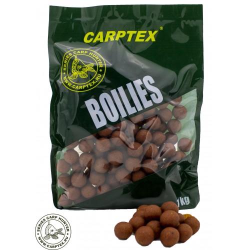 Бойлы CARPTEX 20 мм., вареные 1 кг. «КРИЛЬ»